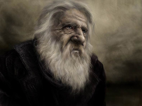 old_man_with_the_grey_beard_in_the_dark_2
